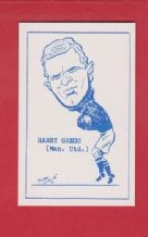 Manchester United Harry Gregg Northern Ireland (PY)